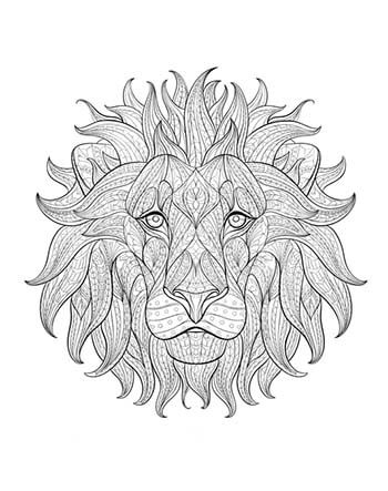 Art Meditation Therapy: 18 Free Coloring Pages for Adults ...
