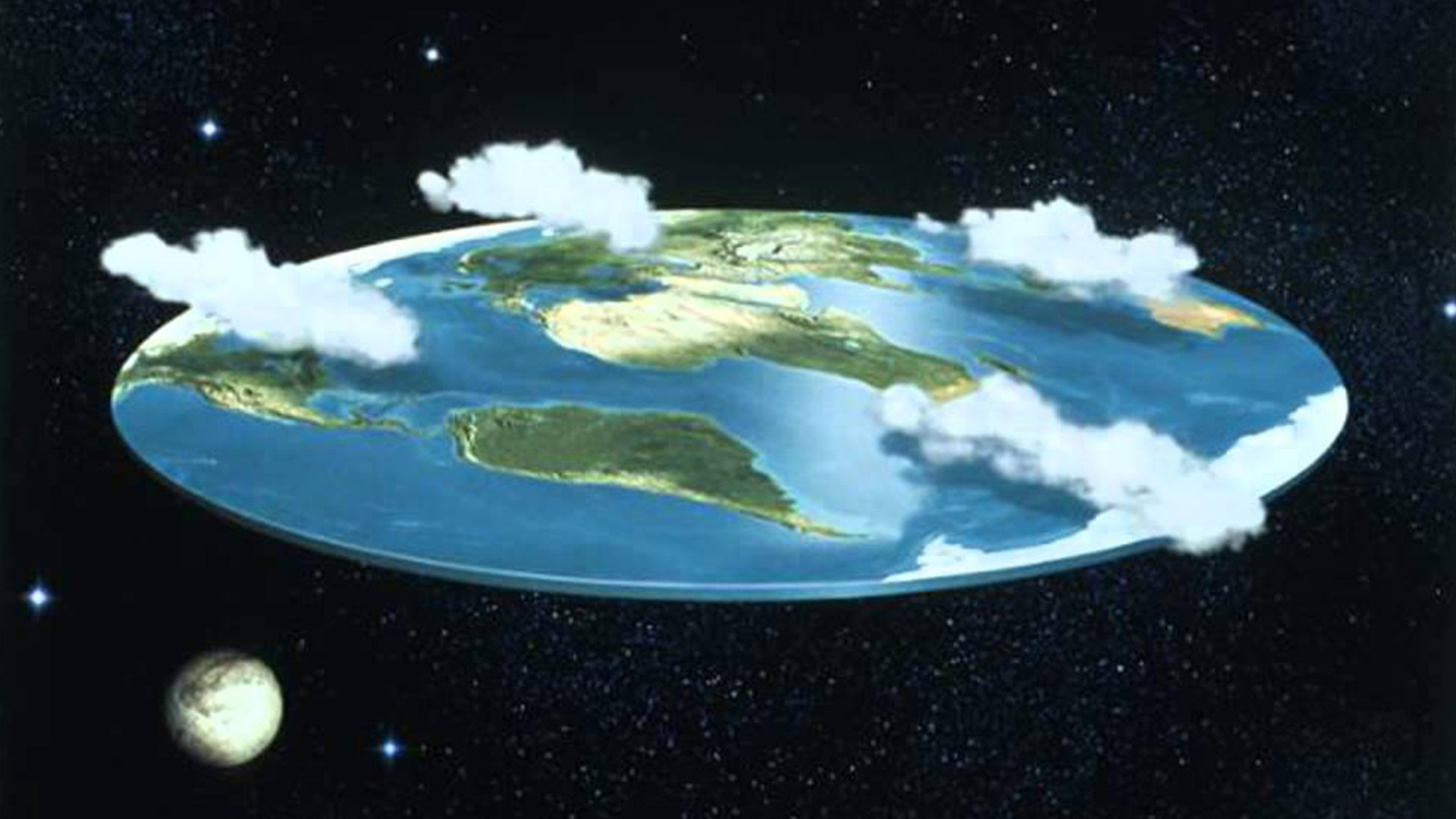 Flat Earth Conspiracy From B O B Explained And Obviously