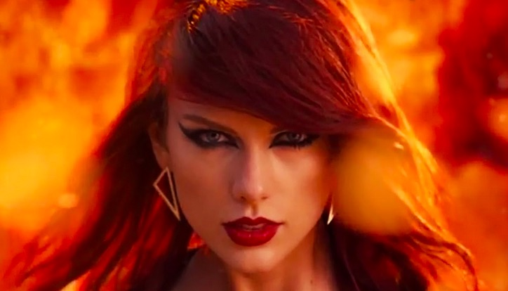 More people have watched Taylor Swift videos than TV shows