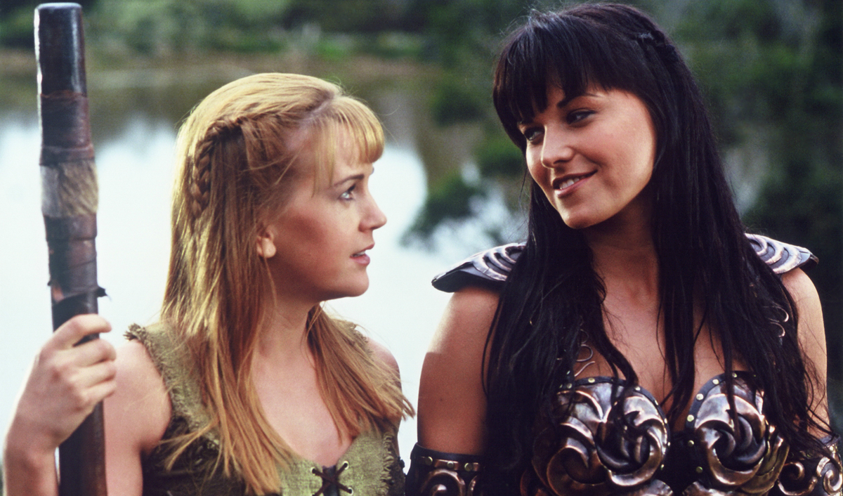 """Xena"" fans rejoice: the reboot will proudly showcase same-sex relationship"